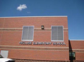 Recluse Elementary School